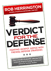 Verdict for the Defense Review Copy